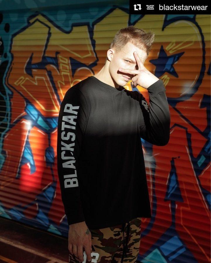 Белорусская певица Искуи Абалян с ее новым клипом и участник танцевального коллектива «Breakmove Show» Artrocket